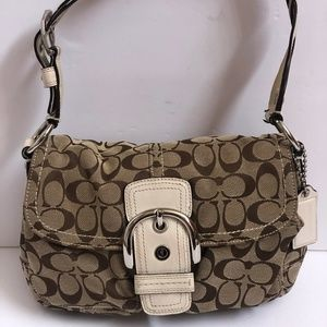 Coach Handbag G0817-f11862 ShoulderBag Signature